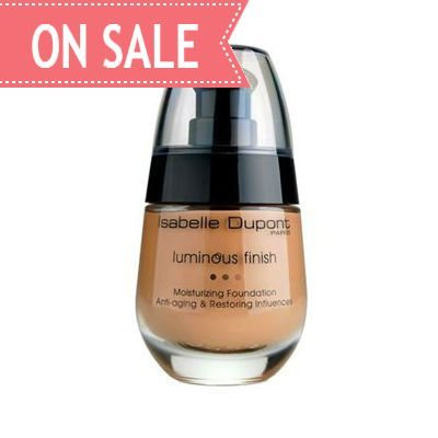Isabelle Dupont Luminous Finish Moisturising Foundation 35ml