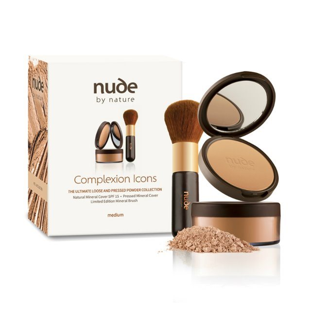 Nude By Nature Complexion Icons Collection