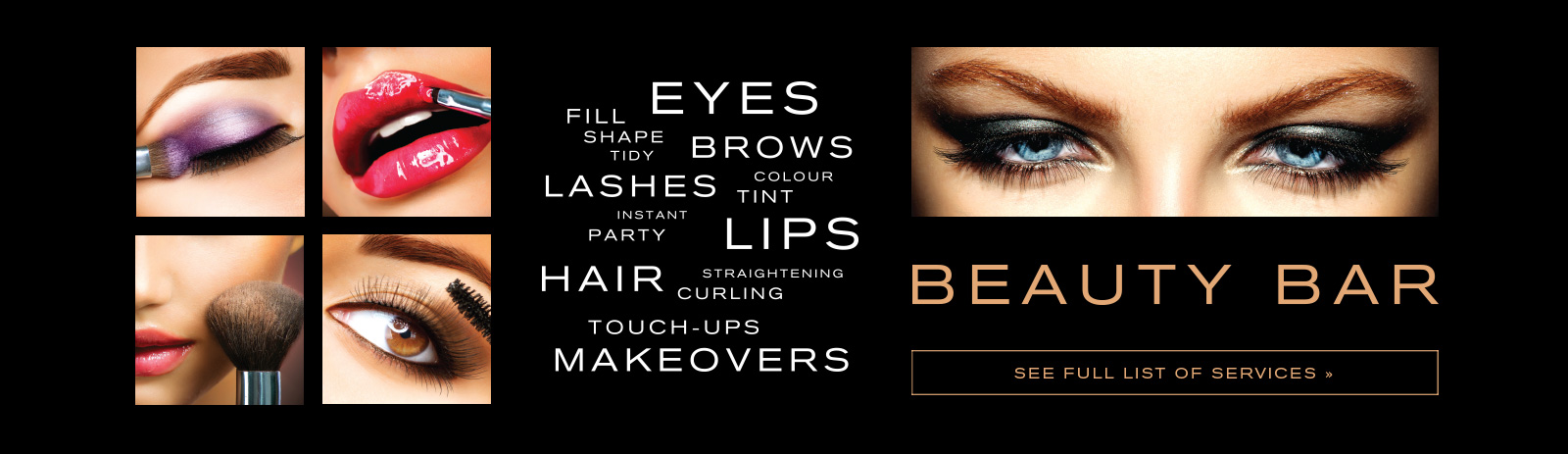 Beauty Services Banner