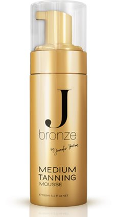 JBronze Tanning Mousse - Medium