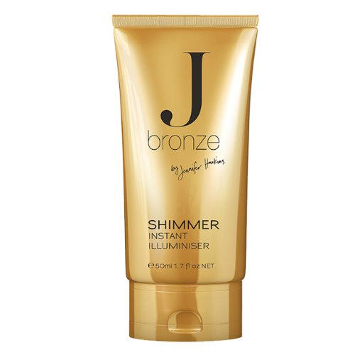 JBronze Shimmer Instant Illuminiser Cream 50ml