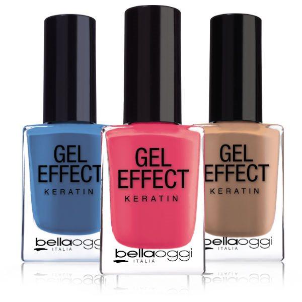 Bella Oggi Bella Oggi Gel Effect Keratin Nail Polish