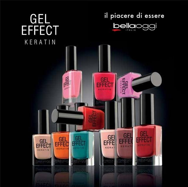 Bella Oggi Bella Oggi Gel Effect Keratin Nail Polish - : Makeup ...