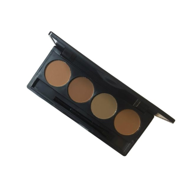 MUD Cosmetics Brow Kit (Light)