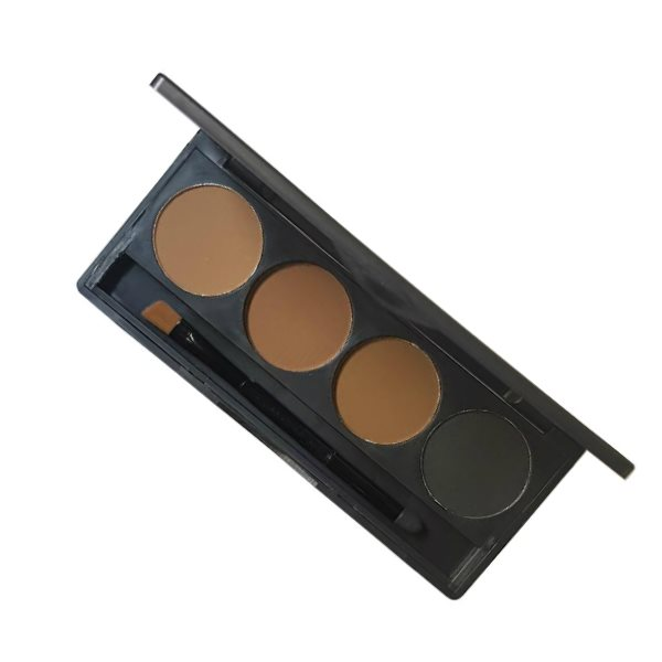 MUD Cosmetics Brow Kit (Dark)