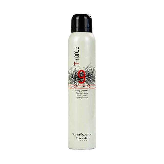 Fanola T Force Glossing Spray 200ml