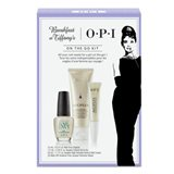 OPI Breakfast at Tiffany's On The Go Kit