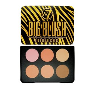 W7 Big Blush Palette