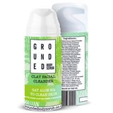 Grounded White Clay & Aloe Sea Weed Cleanser 100ml