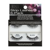 Ardell Invisibands Natural Demi Wispies Blk 6pk