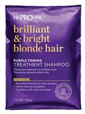Hi Pro Pac Brilliant & Bright Blonde Hair Treatment 52ml