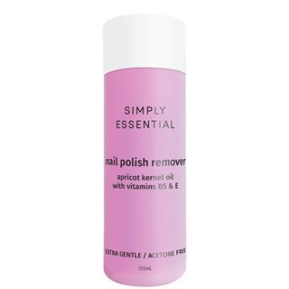 Nail Polish Remover Extra Gentle 125ml