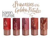Karen Murrell Princess of the Golden Petals Lipstick Collection