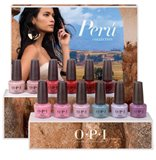 $19.95 OPI Peru Collection 2018