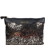 Tender Love + Carry Metallic Splatter Holdall - Gold